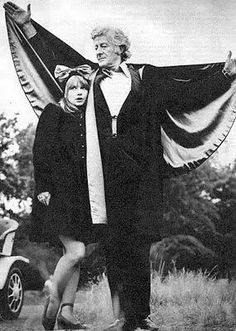 The 3rd Doctor & Jo