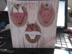 'Hunting Trophies' card