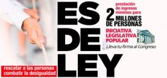 REDACCIÓN SINDICAL MADRID: Acércate y firma por una Prestación de Ingresos Mí...
