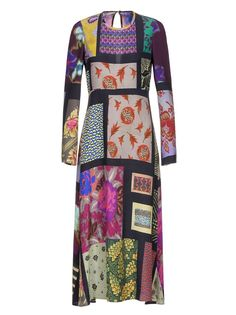 Dresses Woman: Flared Printed Dress | Etro