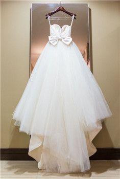 wedding dress wedding dresses I love this!! But no strapless!!!