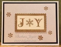 CC614 DT Sample- Barbara's card
