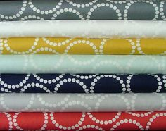 Pearl Bracelet in Fat Quarter Bundle of 7 by Lizzy House for Andover Fabrics
