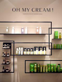 """OH MY CREAM! """"Dossier Beaute"""",Paris"""