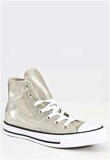 4560e08fcb204b Converse+Chuck+Taylor+All+Star+Shoes+High+Top+CTAS+for+Women+in+Gold+Glitter +562481C