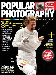 Popular Photography - August 2016