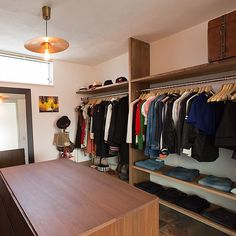 Closet Space, Walk In Closet, Master Bedroom Closet, Organizer, Ideal Home, My Room, Storage Spaces, Sweet Home, Design