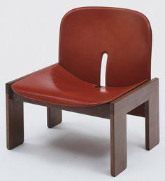 Chair (model 925) Tobia Scarpa (Italian, born 1935) and Afra Scarpa (Italian, born 1937)