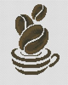 Fast and easy Perler Beads Designs, no matter what pattern you're looking, you can make it and decorate anything you want within a few minutes! Cross Stitch Kitchen, Cross Stitch Boards, Cross Stitch Heart, Cross Stitch Flowers, Perler Bead Designs, Cross Stitching, Cross Stitch Embroidery, Cross Stitch Patterns, Melty Bead Patterns