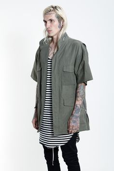 Fear of God S/S Military Field Jacket