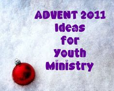 """RETHINKING YOUTH MINISTRY: Advent 2011 Ideas for Youth Ministry: Coldplay's """"Christmas Lights"""""""