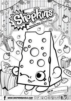 shopkins coloring book - Google Search