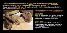 Seeking the truth of Quran