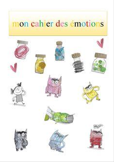 Kindergarten, Emotion, Cycle 3, Les Sentiments, Monster, Alphabet, Education, Stage, Health