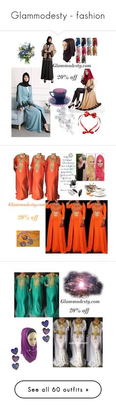 """Glammodesty - fashion"" by alma-ja ❤ liked on Polyvore featuring Amira, modern, WALL, Georgia Perry, Givenchy and Oscar de la Renta"
