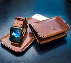 Every day carry collection in Buck Brown Leather.  #BetterWithAge by bexargoods