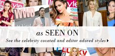 Get styled like the Celebrities! Check out Stella & Dot's Celebrity Style on our blog: http://www.stelladot.com/shop/en_us/fashion-celebrity-press/as-seen-on-celebrities
