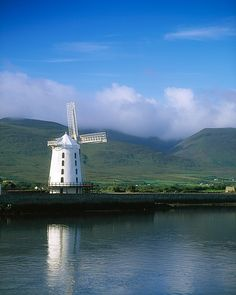 Blennerville Windmill - Tralee Ireland - enjoyed running around here :)