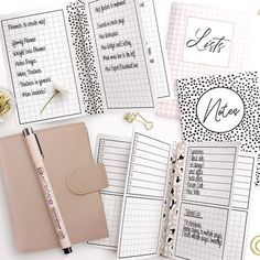 Here are 5 Simple Notebook Recipe Codes for you! Simply type in the codes, then select your planner size and export the pages as Booklet TNs 😊💕 For more, check out our Stories and IGTV 🙌🙌 #Regram via @www.instagram.com/p/CNdTV4npvGf/ Printable Letters, Printable Labels, Printable Planner, Free Printables, Family Planner, Weekly Planner, Planner Layout, Planner Ideas, Planner Organization