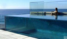Epic !!! Swimming: Fantasy pool, Sunshine Coast, Qld