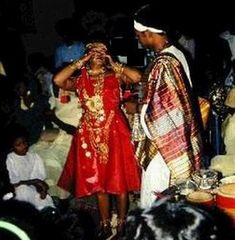 Sudanese Bridal Dance *consists of 3-4 different outfits, and set of special dances with each outfit*