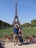 Fat Tire Bike Tours Paris, yeah, we did that :)
