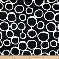 Premier Prints Freehand Black/White from @fabricdotcom  Screen printed on cotton duck; this versatile medium weight fabric is perfect for window accents (draperies, valances, curtains and swags), accent pillows, bed skirts, duvet covers, slipcovers, upholstery and other home decor accents. Create handbags, tote bags, aprons and more. *Use cold water and mild detergent (Woolite). Drying is NOT recommended - Air Dry Only - Do not Dry Clean.   Colors include white and black.