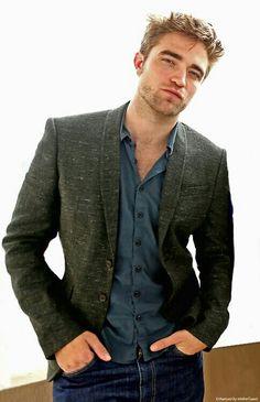 Damn Mr Pattinson!!!!!!!!