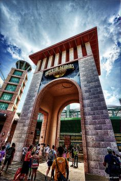 HDR Photo: Universal Studios Singapore