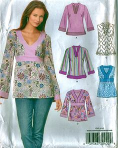 women's blouse patterns for sewing | zoom