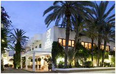 Terraza Carmona Hotel & Restaurant, in Vera (Almería). Love it!