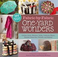 One-Yard Wonders: 101 Sewing Fabric Projects; Look How Much You Can Make with Just One Yard of Fabric Sewing Hacks, Sewing Tutorials, Sewing Patterns, Sewing Ideas, Sewing Tips, Sewing Lessons, Bag Patterns, Free Sewing, Fabric Crafts