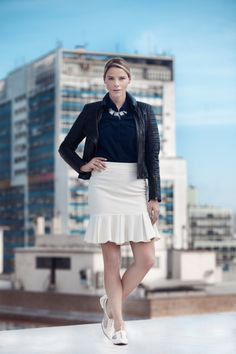 work outfit editorial