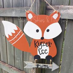 Your place to buy and sell all things handmade Hospital Door Hangers, Baby Door Hangers, Burlap Door Hangers, Woodland Theme, Woodland Baby, Woodland Nursery, Baby Boy Rooms, Baby Boy Nurseries, Fox Nursery