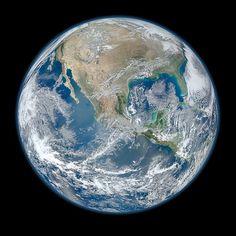 Afbeelding: Ruimtefoto's van NASA (© NASA)