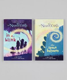 Take a look at this Never Girls Paperback Set by Random House on #zulily today!