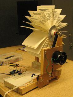 IMG_4019 - mutoscope animation machine