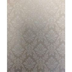 Superfresco - Damask Cream/Beige/Almond Wallpaper - 17355 - Home Depot Canada