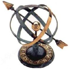 Armillary Sundials | Beautiful Accents for Classically Themed Gardens