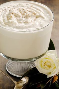 The Deen Bros. Lighter Eggnog — Jamie and Bobby Deen — Recipes, Blogs, Podcast and Videos