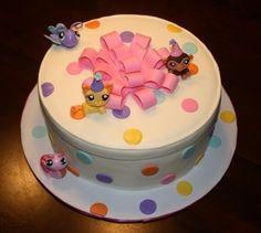 Littlest Pet Shop Cake By smf-tls on CakeCentral.com
