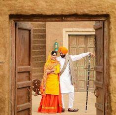 Gur Punjabi Wedding Couple, Punjabi Couple, Romantic Couples, Wedding Couples, Cute Couples, Bridal Photography, Couple Photography, Lord Shiva Hd Images, Pre Wedding Photoshoot