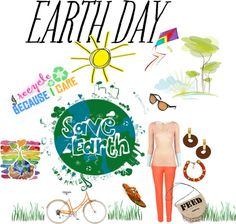"""Earth Day"" by jancarlson on Polyvore"