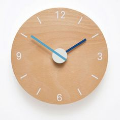 This Clock is designed and manufactured by Barnaby Tuke in collaboration with Studio Special, both based in the UK. Referencing automotive dials, the clock's nuanced construction and simple materiality highlight the engineered hands. For example, the central disk masks the appearance of a rotational axis, encouraging the viewer...