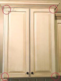 How to Align Cabinet Doors • Queen Bee of Honey Dos Home Interior Design, Home Doors, Door Upgrade, Cupboard Hinges, Cabinet, Cabinet Doors, Diy Door, Doors, Kitchen Cupboard Doors