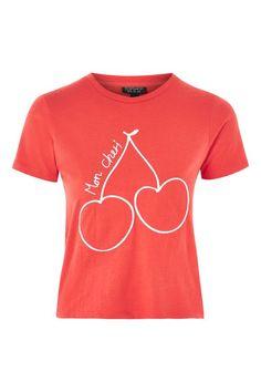Topshop 'mon cheri' slogan t-shirt Slogan Tops, Slogan Tshirt, Topshop T Shirts, Topshop Tops, Mon Cheri, Fall Fashion Trends, Autumn Fashion, Shops, T Shirts For Women