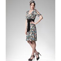 Leona Edmiston Daisy Ditzy Floral Dress