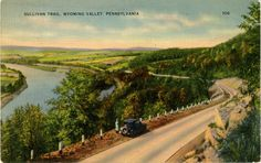 1000 Images About Pennsylvania Vintage Postcards On