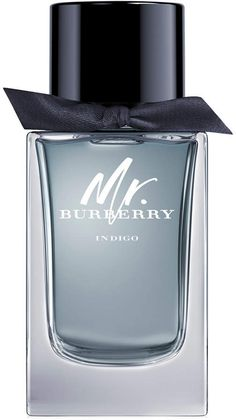 Burberry Men's Mr. Indigo Eau de Toilette Spray, 5-oz.