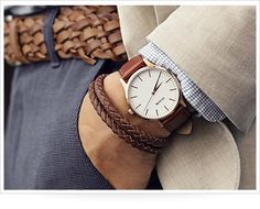 The Rose Gold Natural Tan watch is simply understated elegance. With a case & genuine tan leather strap, this watch pairs with almost any outfit. Men's Watches, Cool Watches, Fashion Watches, Watches For Men, Wrist Watches, Stylish Watches, Luxury Watches, Casual Watches, Style Masculin